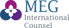 Return to MEG International Counsel, PC Home